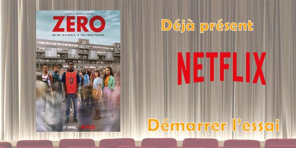 Découvrez Zero sur Netflix
