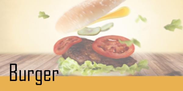 Retrouvez votre sélection de burger