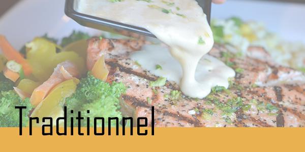 Retrouvez vos plats Traditionnel
